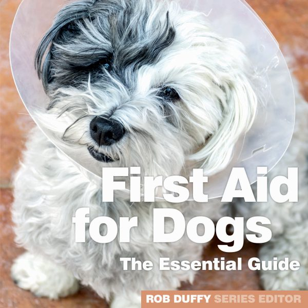 45_First Aid for Dogs – The Essential Guide_COVER