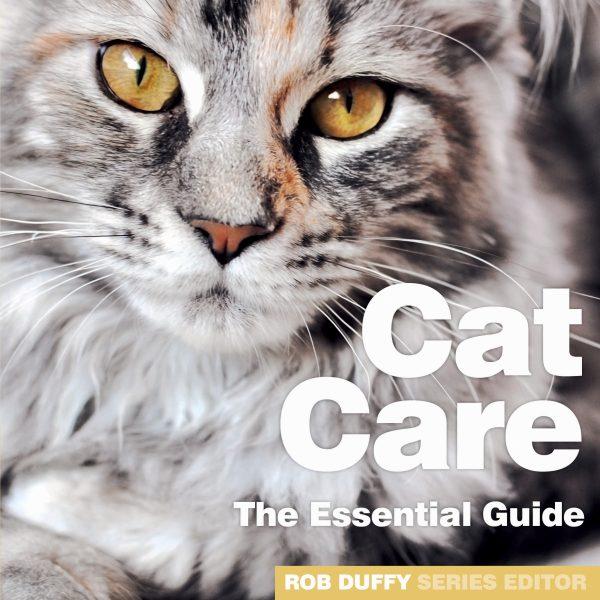 C2_Cat Care The Essential Guide